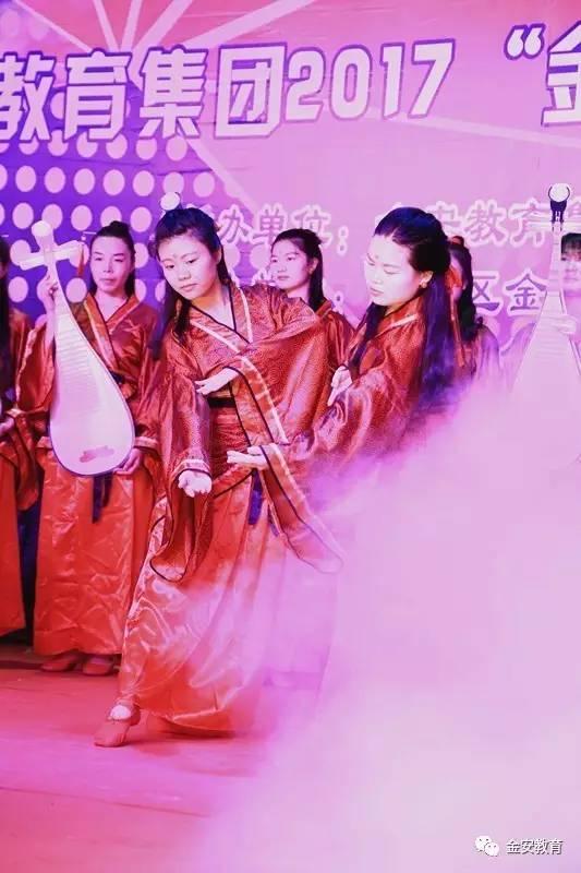 不忘初心 闪亮人生 2017 金安杯 教师音乐素养大赛在金稻田学校顺利圆满落幕