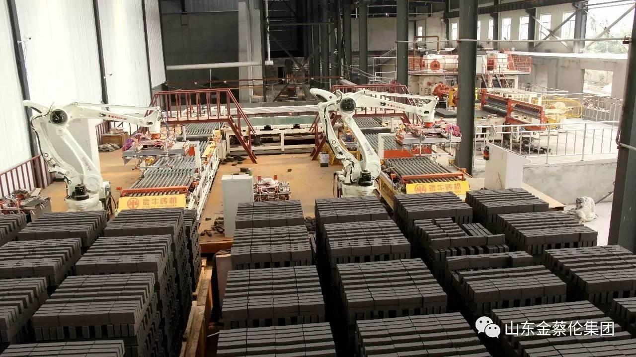 8米两烘两烧节能高产隧道窑由四川地财窑炉科技有限公司设计和承建.