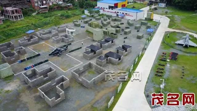 广西反恐基地设计图