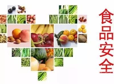 汛期食品药品安全风险提示图片