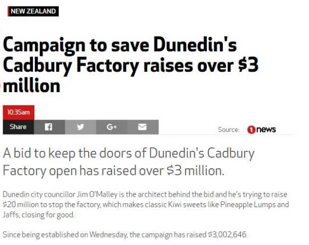15年滴水之恩终获涌泉相报:450万人抢着为这家倒闭的工厂捐款!