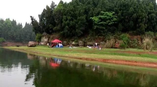 德阳周边7个最佳露营地,看星星住花海,夏日大作战开始图片