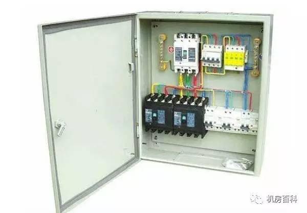 【电气分享】配电箱的内部结构解析,谁看谁懂!