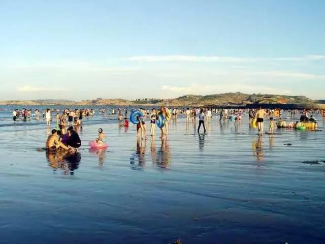 平潭岛1日游,蓝天,白云,沙滩,海浪,mm……还有女神