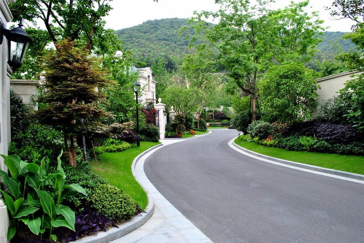 园林景观设计中植物配置原则