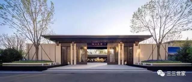 顶级豪宅,全面进入新中式时间!图片