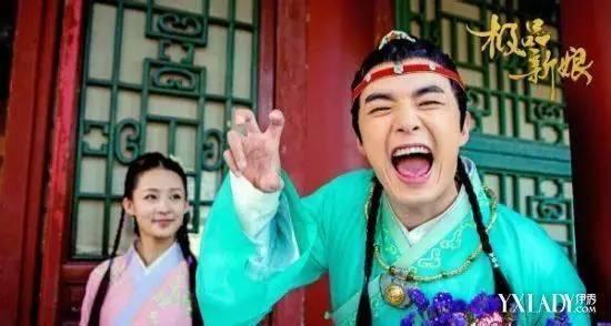 ,孙艺洲扮演的吕子乔,是十足的少奶杀手,与陈美嘉纠缠不断,现实图片