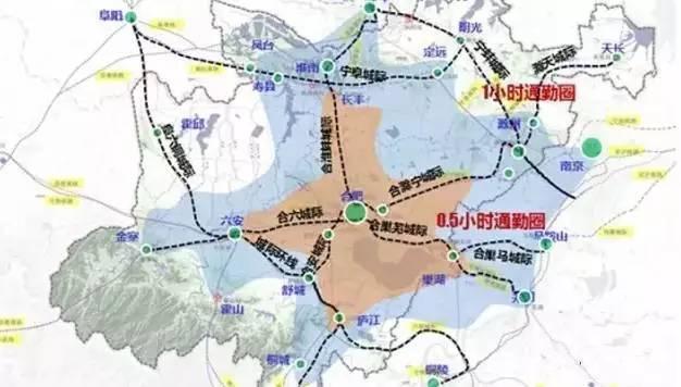 蚌埠市2020规划图