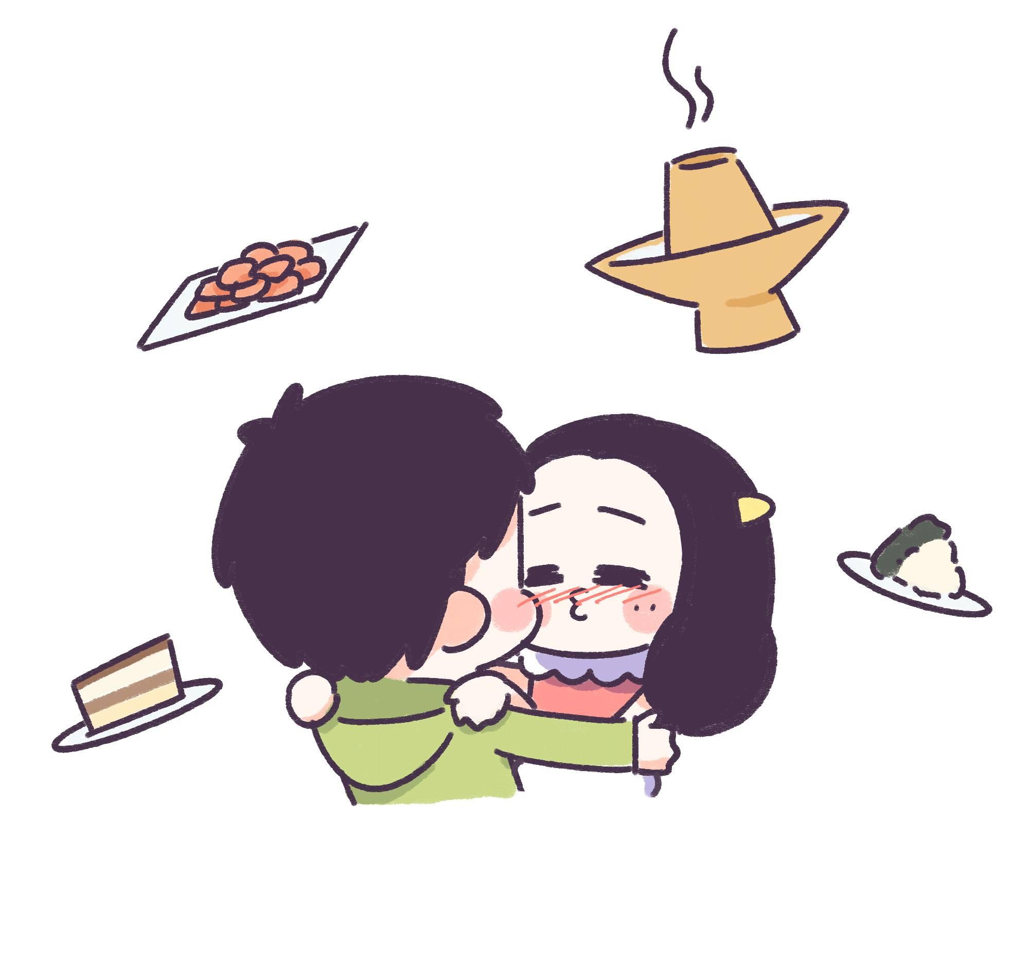 如果亲吻有味道,你尝过哪种