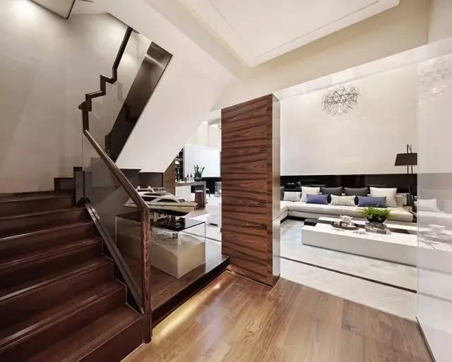 尚诺柏纳空间设计—厦门·同安保利叁仟栋c户型设计师定制别墅设计