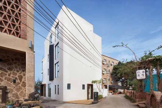 茹雷 | 现实,现代与远方 间外建筑工作室的广西北海涠洲岛青骊酒店