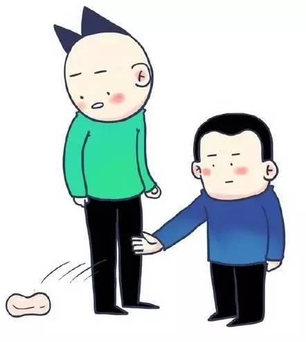 【五彩区】高个子和矮个子的爱恨情仇,看了后我有个大胆的想法图片