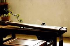 从美学角度,欣赏古琴曲,重在余韵和弦外之音,即中国艺术的意境之美,如图片