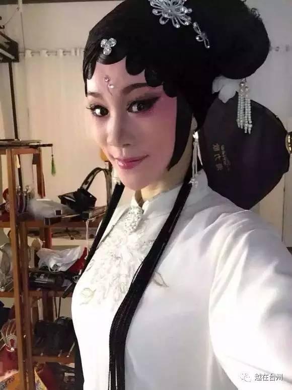 素颜美女唱越剧,刷爆小编朋友圈!