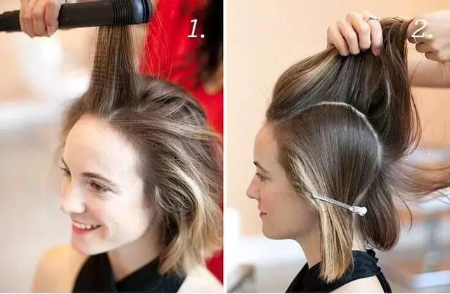 选择把头发编起来也是一个很好的方式哦,那么到底短发姑娘编什么样的