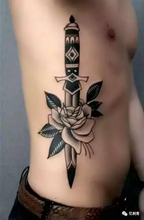 纹身| 匕首
