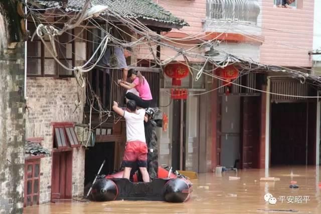 向奋战在一线的救援人员们 内容来源:贺州日报,平安昭平,广西贺州图片