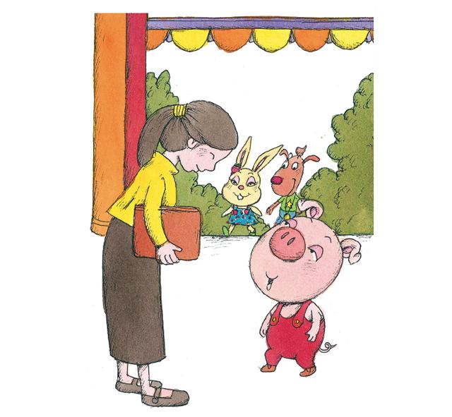 妈妈亲宝宝卡通图片
