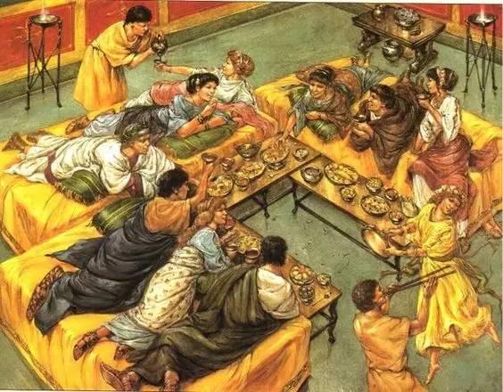 古罗马人与屎尿屁