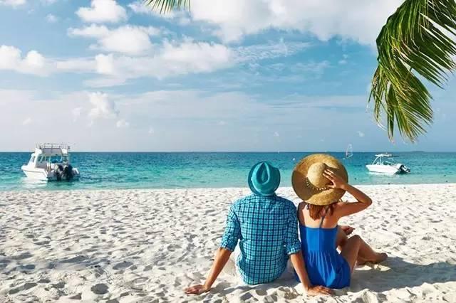 """旺季平日仅¥299双人去海边浪~住海陵岛海边的""""家""""~免费享用泳池~10分"""