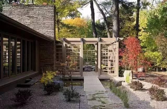 小桥流水人家,32种花园景观创意集 |赏图片