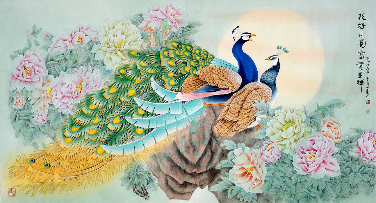 买名家花鸟画 为大家推荐易从网