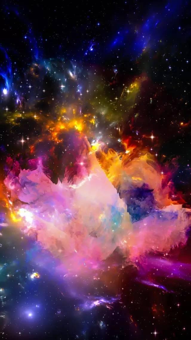 背景 壁纸 皮肤 星空 宇宙 桌面 640_1138 竖版 竖屏 手机