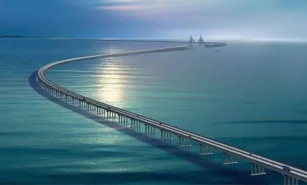 通了 通了 刚刚港珠澳大桥主体工程海底隧道贯通了