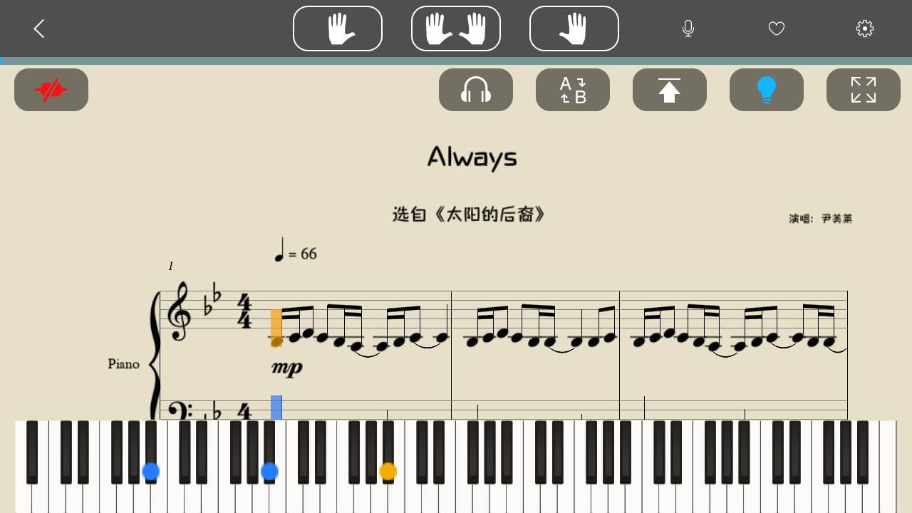 所以想要主题曲《everytime》的小伙伴们微博私信【theone智能钢琴】