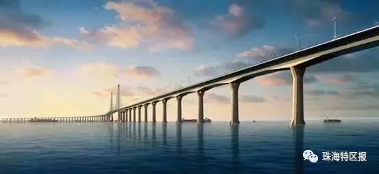 港珠澳大桥海底隧道今日贯通,三地陆路车程仅需30分钟