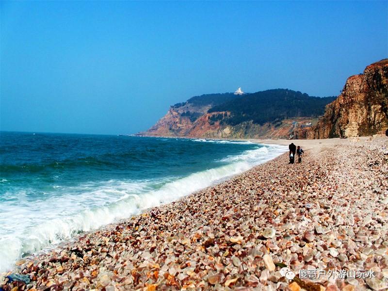 半月湾 第2天 长岛-蓬莱-青岛 交通: 轮渡 汽车距离: 240公里时间