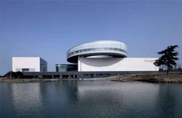 李自健美术馆,设计:地方工作室