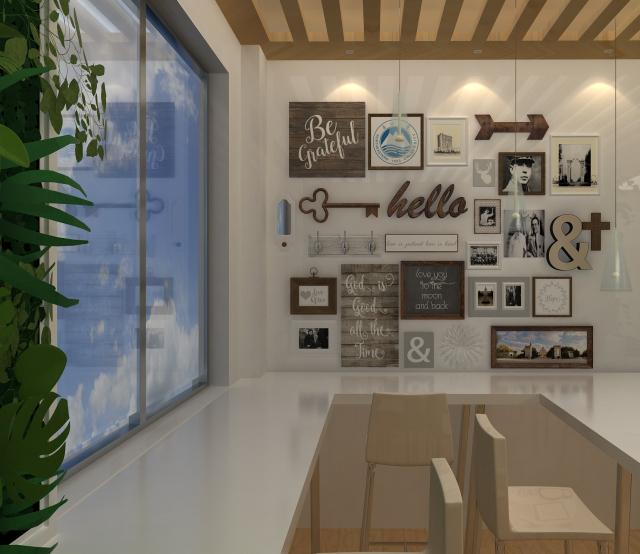 南湖图书馆空间设计大赛@你,优秀设计作品等你来投票啦