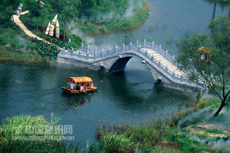 生活 正文  国家园林城市 风景美如画 滕州是中国最美生态旅游示范市