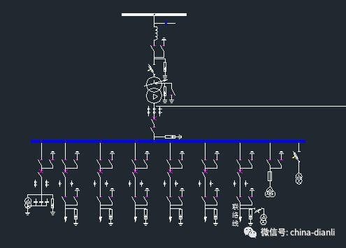 开关柜10kv进线控制,信号回路图,开关柜进线端子接线图,开关柜10kv