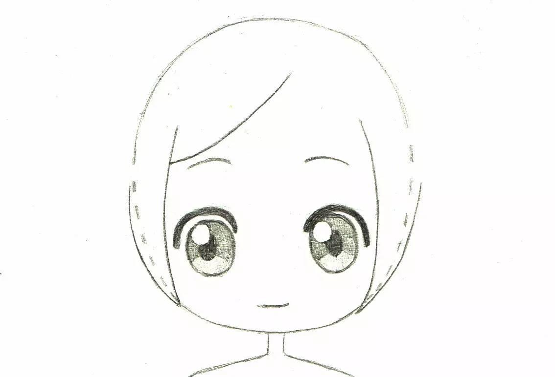 零基础绘画教程 | 夏安安