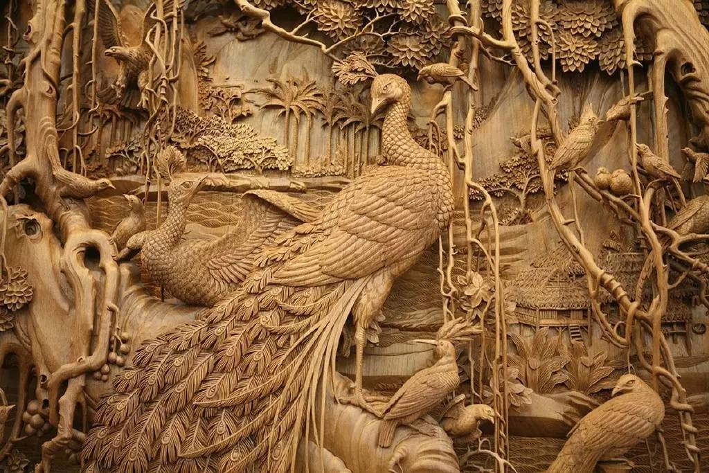 东阳木雕艺术