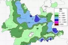 (云南省气象服务中心供图)-7月9日 云南天气预报 滇西北 滇中 和滇