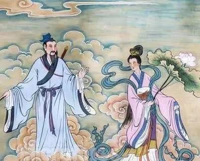 何仙姑与吕洞宾等八仙在徐水发生的故事,你知道吗?图片