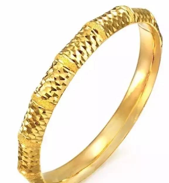 黄金手镯花纹都代表什么含义?买黄金手镯不可不看!