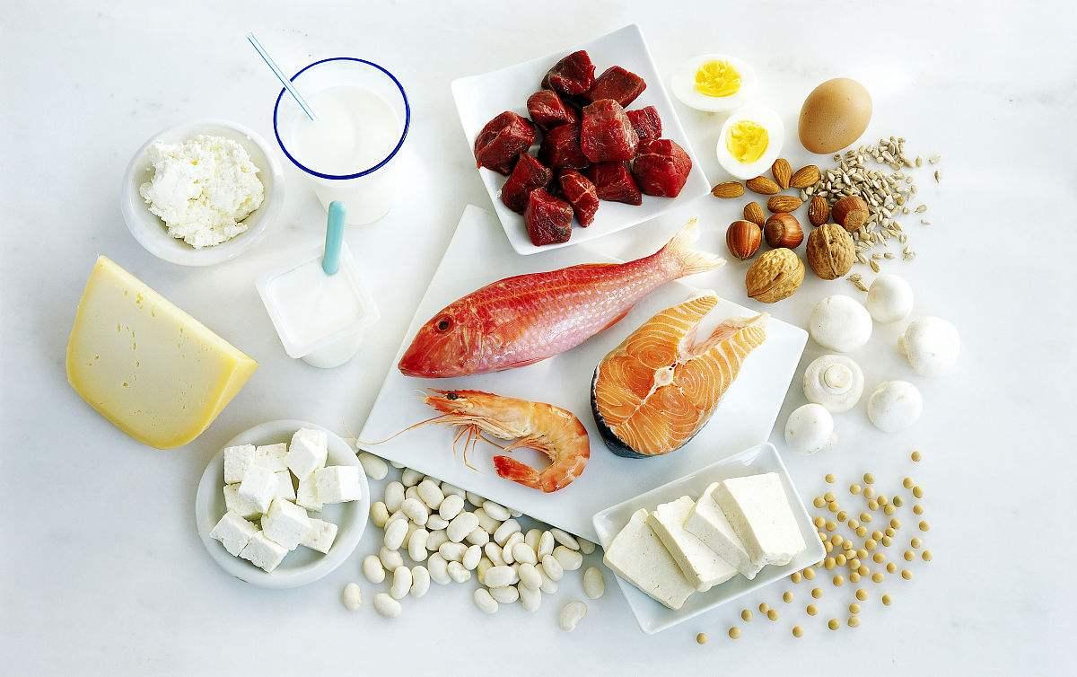 除了动物性蛋白,补充植物性蛋白也显得尤为重要,如豆制品,坚果,粗粮
