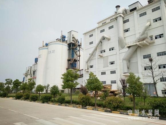 【案例】走进邳州中联_粉磨单位能耗23度
