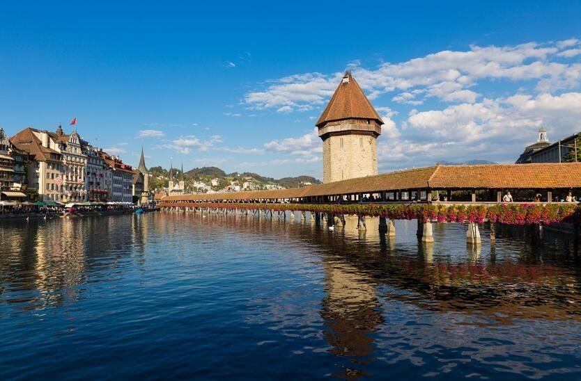 从东欧玩到西欧,花最少的钱,一次游遍全欧洲的经典景色!图片