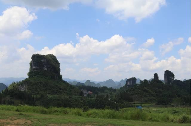 5月13号罗城剑江,天门山,天堂牧场休闲活动