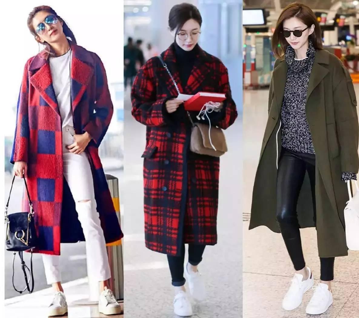 时尚圈会穿的人很多,但江疏影最值得你借鉴!