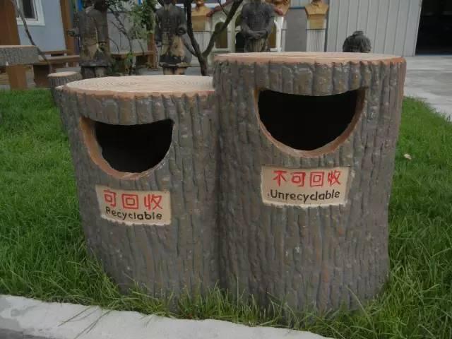 回收 垃圾桶 垃圾箱 640_480图片