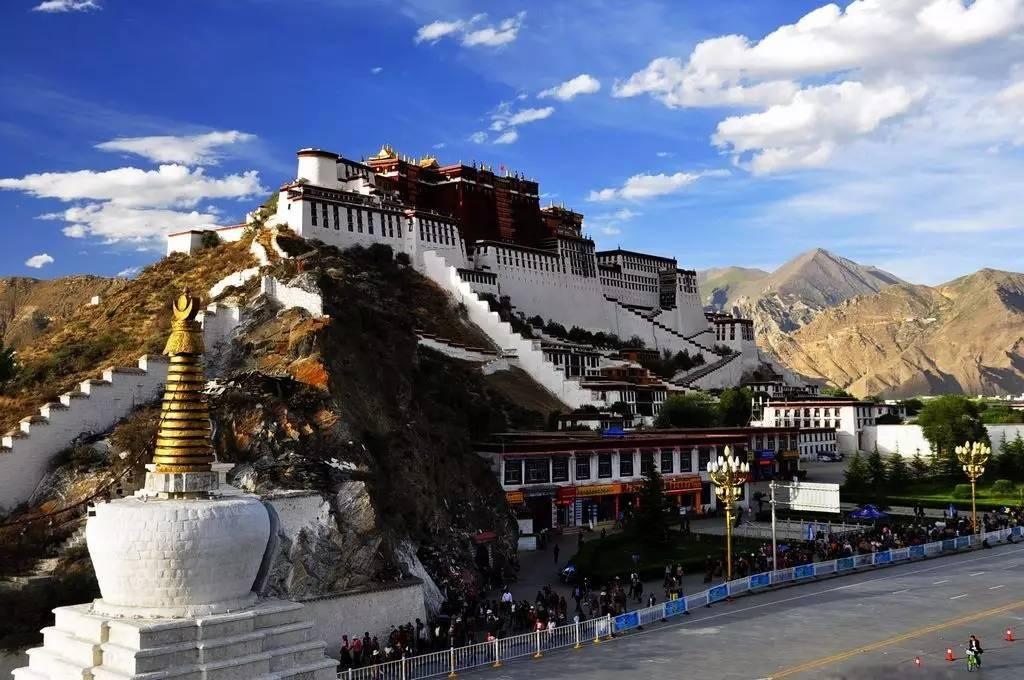 好消息!广州街坊搭高铁可直达兰州!离西藏又近了一步!来一场说走就走旅程吧