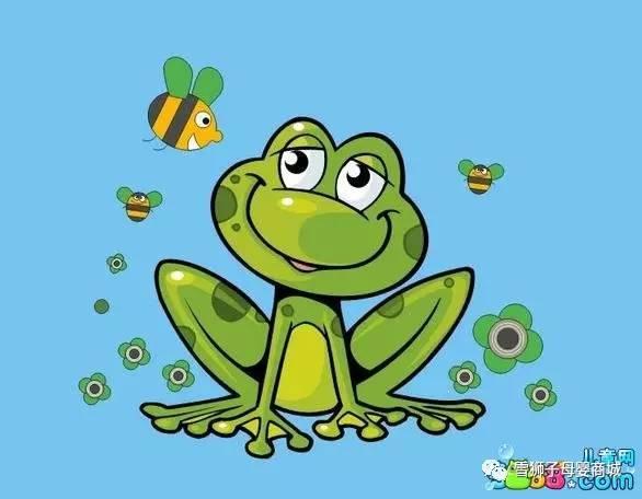 每日故事 | 纸青蛙的旅行