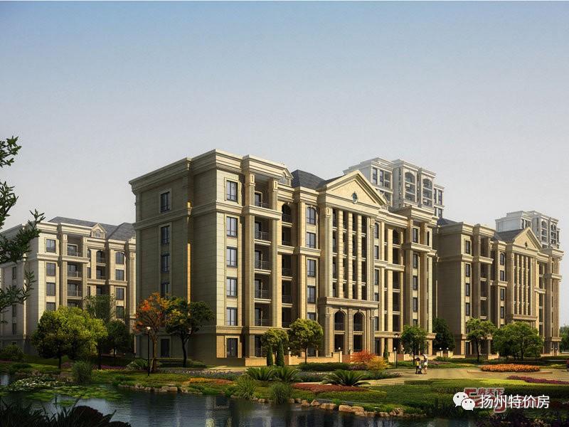 建筑与古典建筑语汇的新古典主义简欧式风格设计,历久弥新的外立面