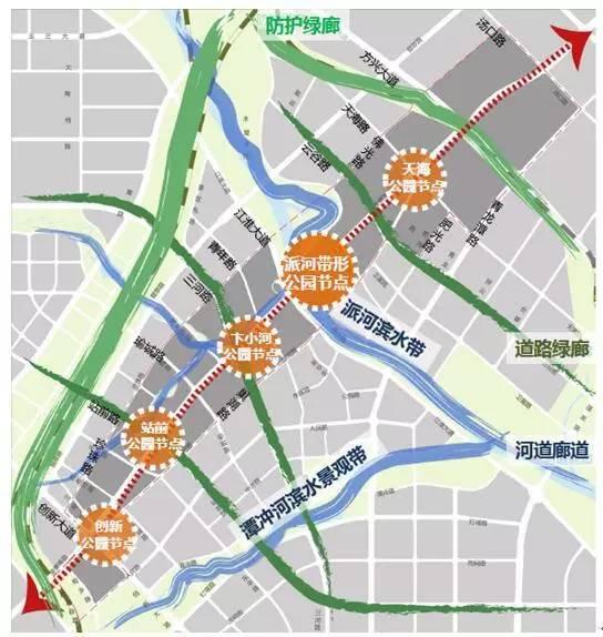 华亭安口城市规划图